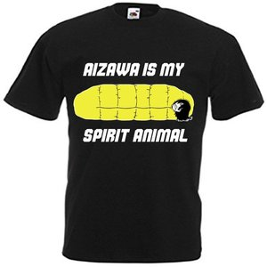 Aizawa Is My Spirit Animal t-shirt picture
