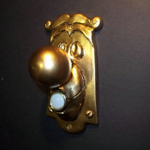 Alice in Wonderland doorbell cover picture