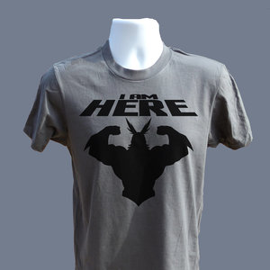 All Might - I Am Here T-Shirt picture
