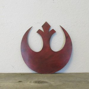 Alliance Star bird Metal Art picture