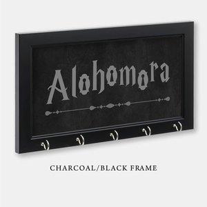 Alohomora key holder picture