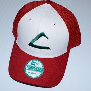Ash Ketchum hat picture