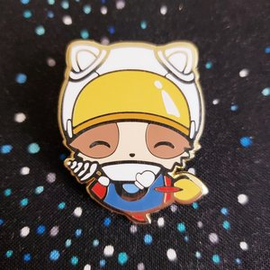 Astronaut Teemo Enamel Pin (League of Legends) picture