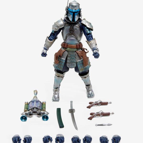 Bandai Star Wars Ronin Jango Fett Figure | Geek Beholder