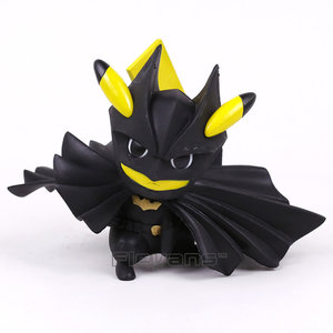 Batman Pikachu PVC Figure picture