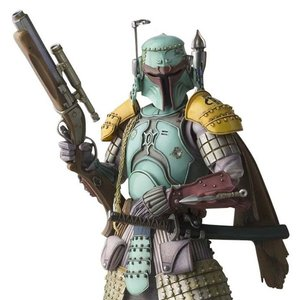 Boba Fett - Feudal Japan visual picture