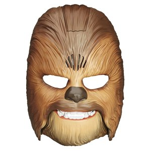 Chewbacca Electronic Mask picture