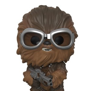 Chewbacca Funko Pop from Solo: A Star Wars Story picture