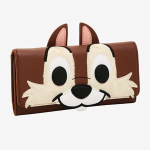 Chip N Dale Chip Die Cut Wallet picture