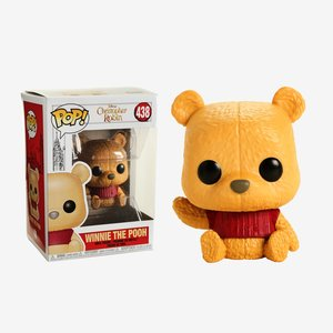 Christopher Robin's Winnie The Pooh Funko Pop! picture