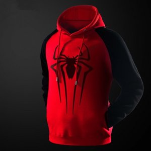 Cool Spiderman Hoodie picture