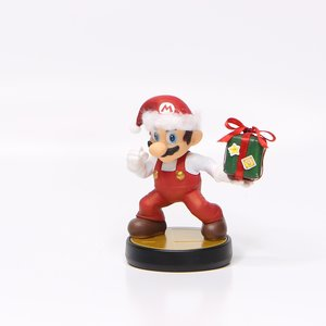 Custom amiibo - Christmas Mario in Santa Hat picture