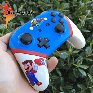 Super Mario Odyssey Nintendo Switch Pro Controller picture