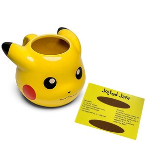 Cute Molded Pikachu Mug picture