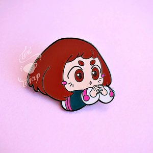 Cute Uraraka Ochako Uravity pin picture