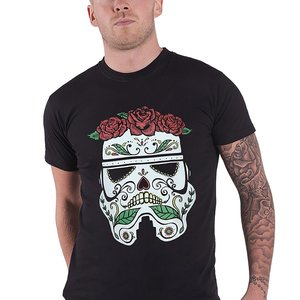 Day of The Dead Stormtrooper t-shirt picture