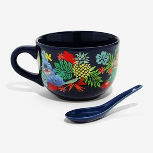Disney Lilo & Stitch Soup Mug picture