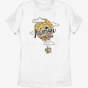 Disney Pixar's Up Adventure Girls T-Shirt picture