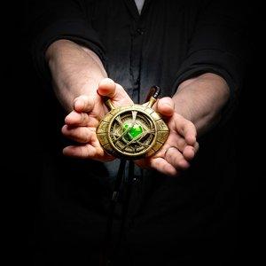 Doctor Strange Eye of Agamotto 1:1 scale replica picture