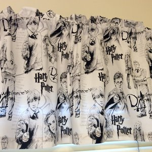 Dumbledore's Army - Harry Potter curtain picture