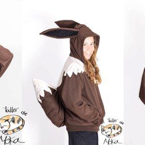 Eevee hoodie picture
