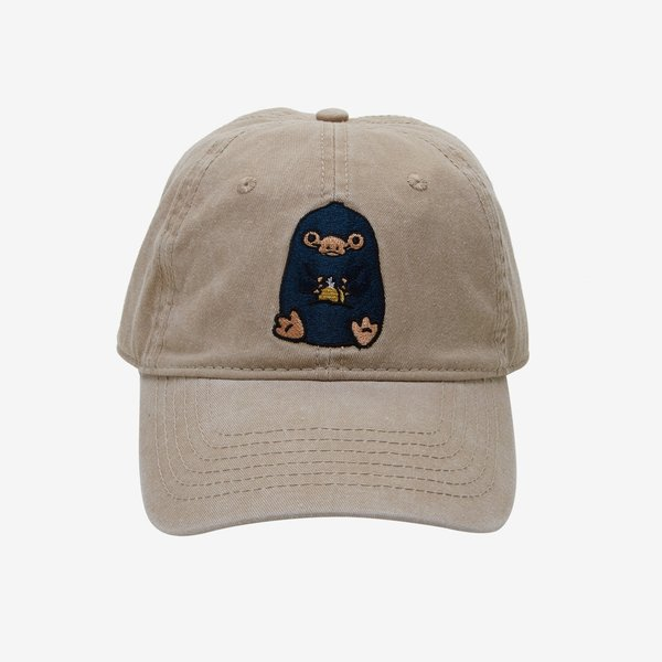 384dbd36e838f Fantastic Beasts Niffler Dad Hat