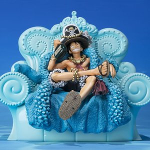 Figuarts Zero Monkey D. Luffy 20th Anniversary version picture