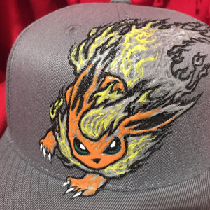 Flareon Glow in Dark cap picture
