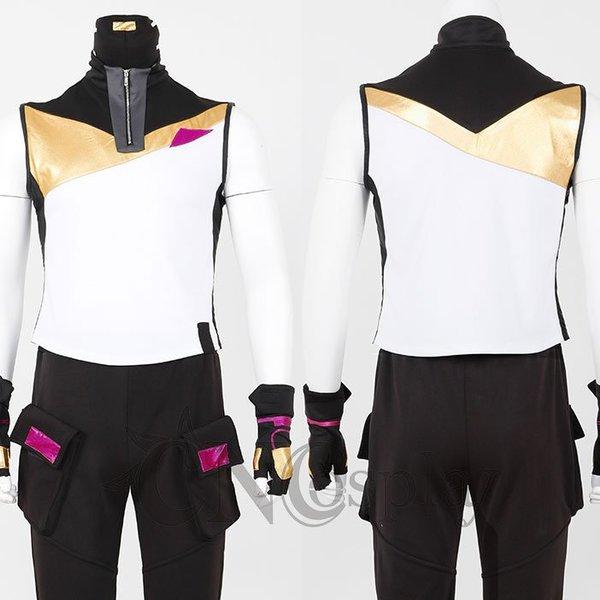 Fortnite Battle Royale Drift Cosplay Costume Geek Beholder