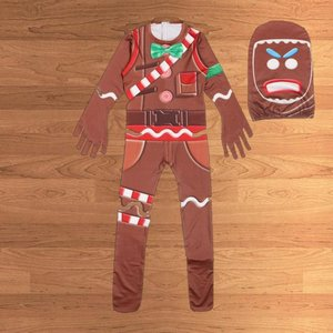 Fortnite GingerBread Man costume picture
