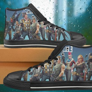 Fortnite high tops shoes picture