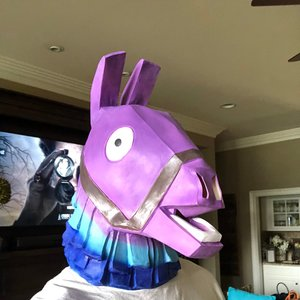 Fortnite Llama Mask picture