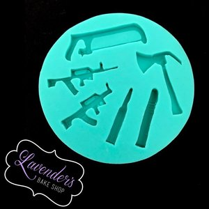 Fortnite weapons and tools mold picture