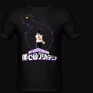 Fumikage Tokoyami Tsukuyomi - The Dark Shadow t-shirt picture