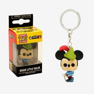 Funko Pocket Pop! Mickey Mouse Brave Little Tailor picture