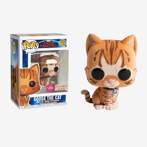 Funko Pop! Captain Marvel: Goose The Cat picture