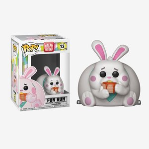 Funko Pop! Disney Ralph Breaks The Internet: Funbun picture