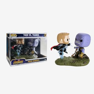 Funko Pop! Movie Moments Marvel Thor Vs. Thanos picture