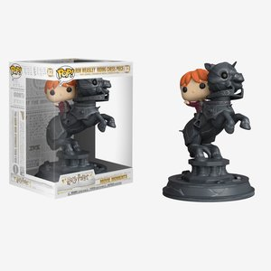 Funko Pop! Ron Weasley Riding Chess Piece picture