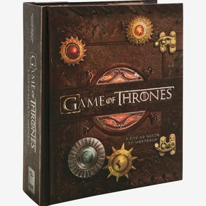 Game Of Thrones: A Pop-Up Guide To Westeros picture