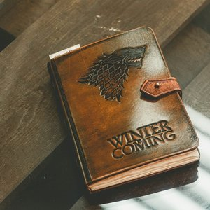 Game of Thrones Leather Notepad picture