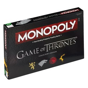 Game Of Thrones Monopoly Board Game picture