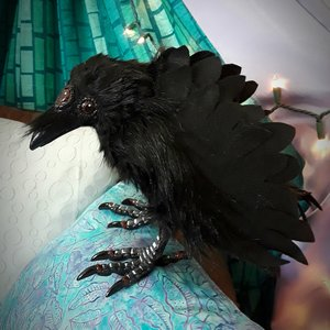 Game of Thrones Three eyed Raven ArtDoll picture