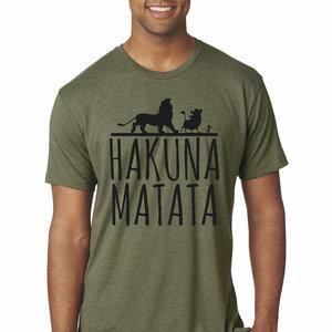 Hakuna Matata t-shirt picture