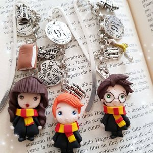 Harry Potter bookmarks picture