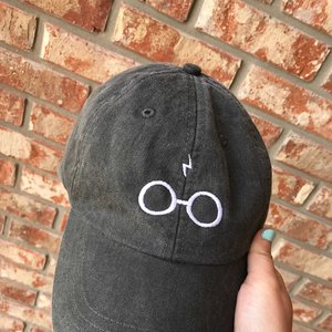 Harry Potter inspired baseball hat picture