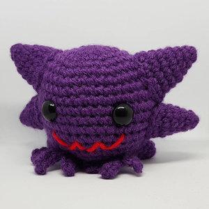 Haunter crochet amigurumi picture