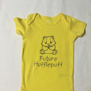 Hufflepuff Baby onesie picture