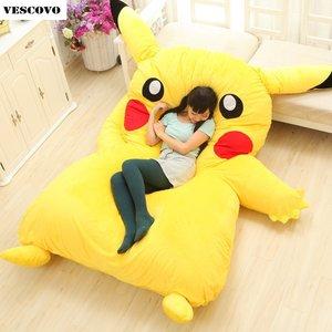 Huge Pikachu Sleeping Bag picture