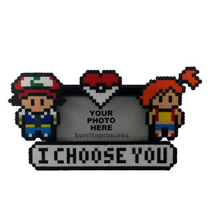 I choose you - Pokemon picture frame picture